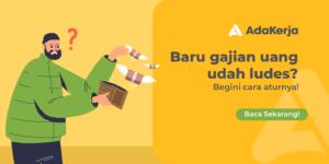 Tips Atur Gaji
